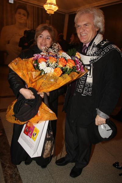 Супруга Куклачева гордится достижениями мужа и детей
