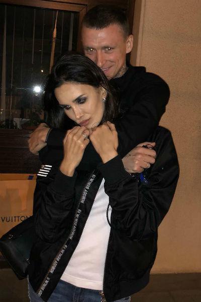 Алана Мамаева во всем поддерживает мужа