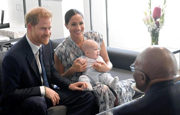 В британской прессе сообщили о беременности Меган Маркл