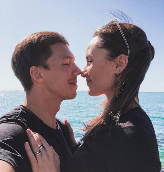 Анна Сидорова не ревновала Дмитрия к Ольге