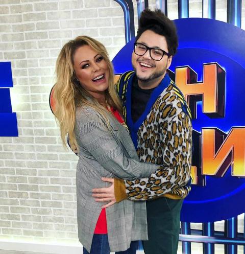 Юлия Началова и Георгий Иващенко