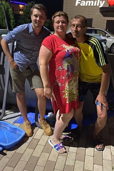 Черных отвез Диденко к родителям