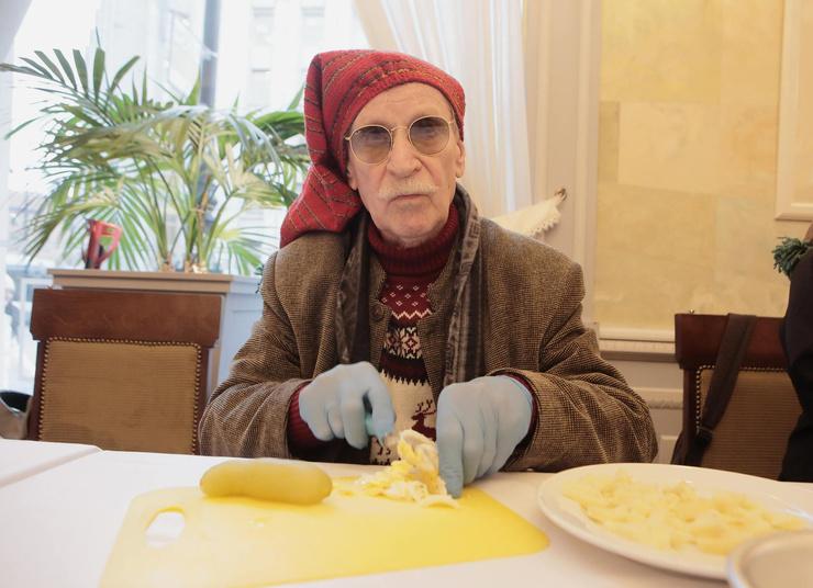Экономный и харизматичный Иван Краско пользуется популярностью у женщин даже в 90 лет.