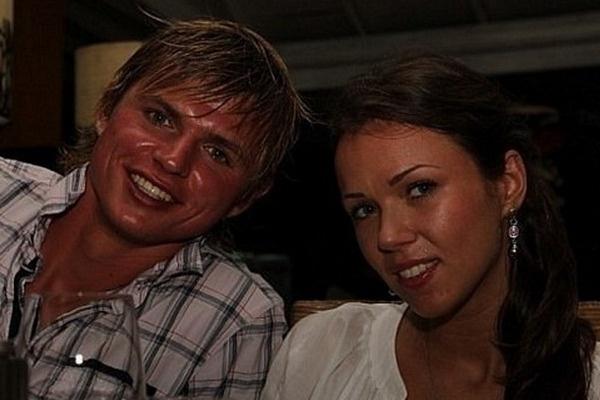Дмитрий и Оксана Тарасовы