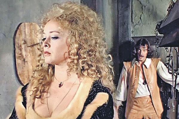 Роль Миледи стала одной из самых значимых в карьере Маргариты Тереховой