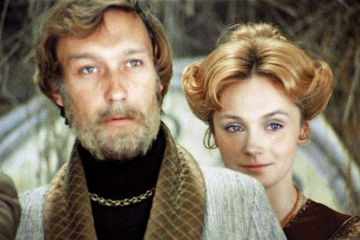 Поклонники полагали, что актер был влюблен в Ирину Купченко