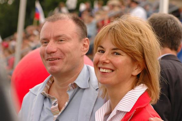 Потанин и его супруга были вместе более 30 лет