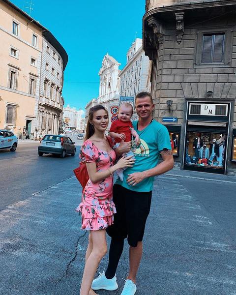 Дмитрий и Анастасия очень хотели, чтобы у их детей была маленькая разница в возрасте