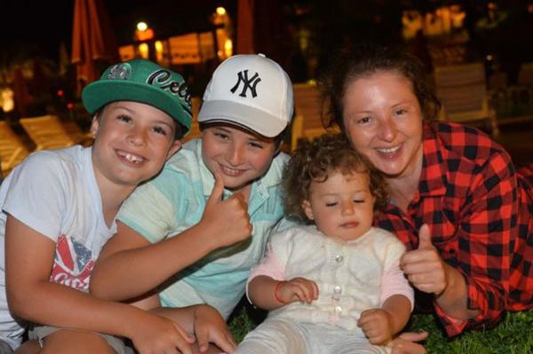 У Анны и Всеволода трое детей