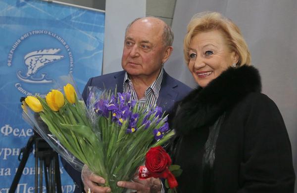 Татьяна Оленева стала главной любовью в жизни Алексея Мишина