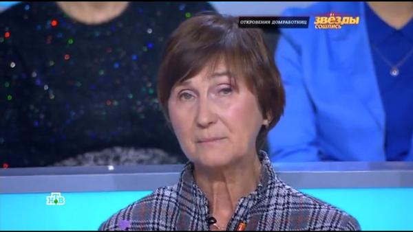 Надежда Романова рассказала о работе с Аллой Борисовной