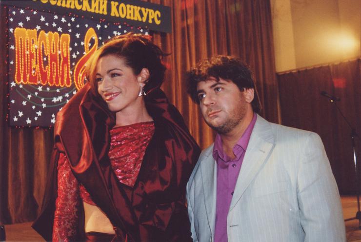 Кеосаян снимал Алену Хмельницкую во многих своих фильмах