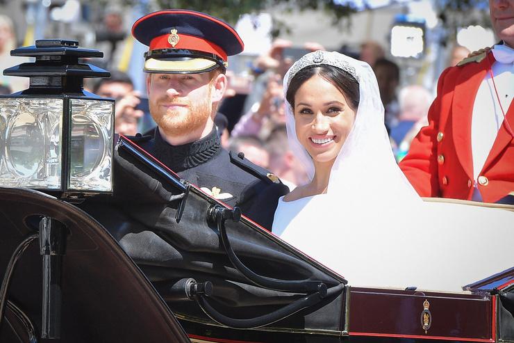 Свадьба Меган и Гарри стала одной из самых дорогих в истории