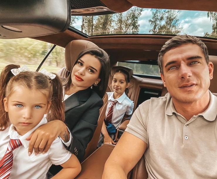 Borodina divorced Omarov in the summer