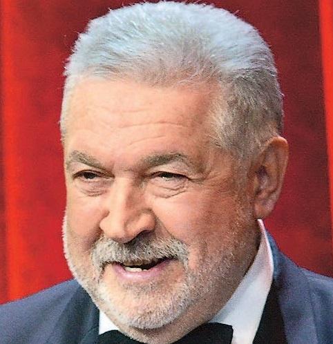 Восьмого августа Юлию Соломоновичу исполнилось 75 лет