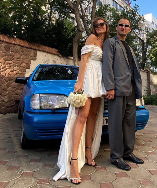 Лидер группы «Грибы» Юрий Бардаш женился во второй раз