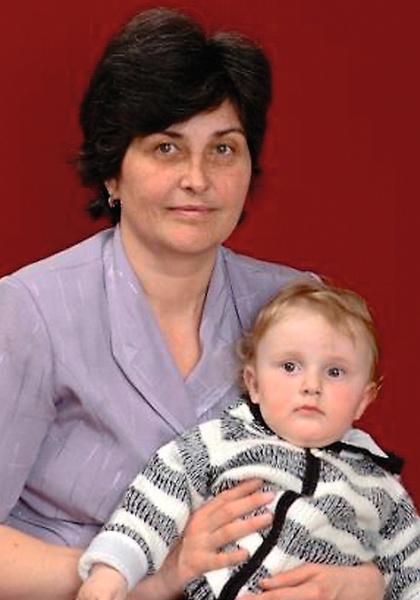 Лариса вновь стала мамой благодаря ЭКО