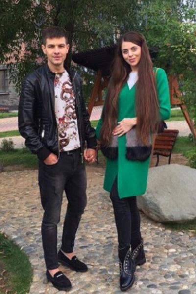 Ольга и Дмитрий сыграли свадьбу этим летом