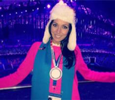Закрытие Олимпиады глазами звездных гостей