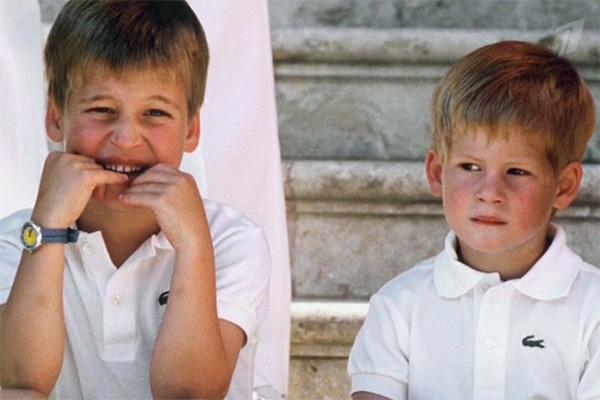 Уильям и Гарри купались в материнской любви и заботе
