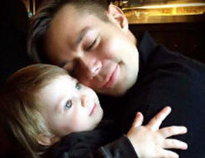 Стас Пьеха впервые поделился трогательным снимком сына