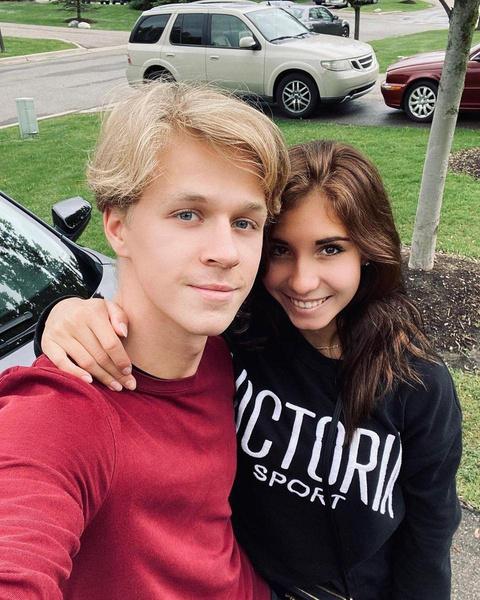 Диана и Глеб тренируются в США