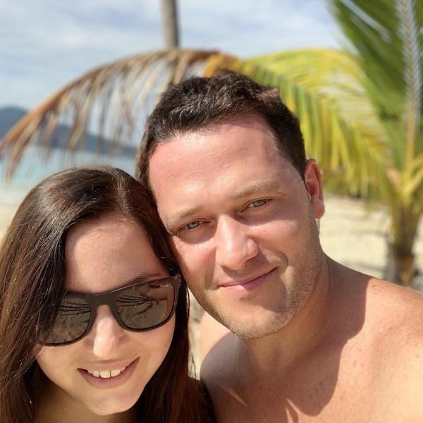 Со своей супругой Ольгой Иван уже около 15 лет