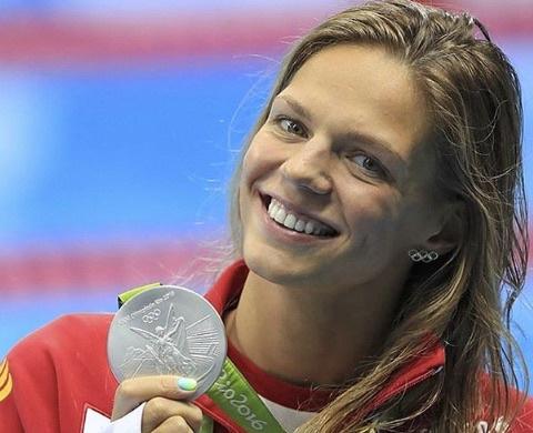 Призер Олимпийских Игр-2016 Юлия Ефимова