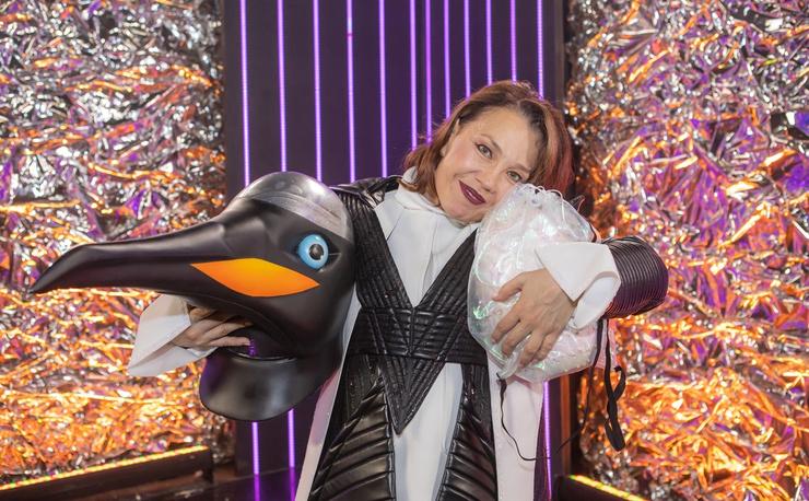 Азиза о Пингвине в шоу «Маска»: «Яйцо – это мой нерожденный ребенок, о котором мечтаю всю жизнь»