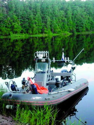 Валуев приобрел катер для любимой рыбалки