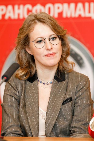 Ксения Собчак традиционно станет одной из ведущих премии