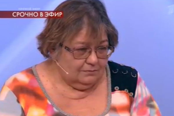 Ирина Михайловна до последнего надеялась, что Сергея спасут