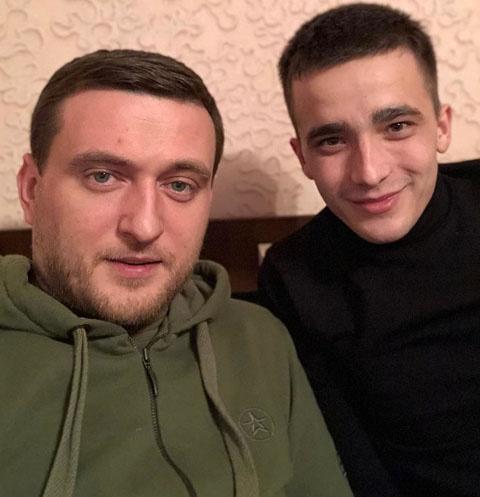 Павел Пятницкий и Сергей Семенов
