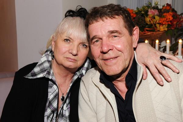 Пара была вместе около 30 лет