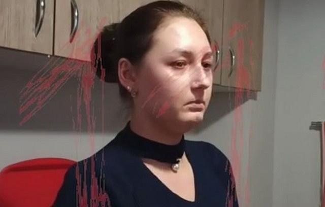 Мать пострадавшей девочки