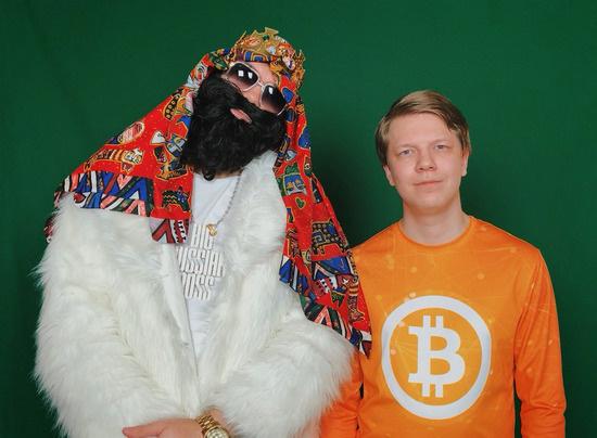 Няшин появился в одном из выпусков шоу Big Russian Boss