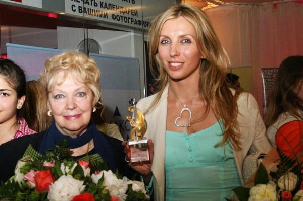 Ирина Скобцева и Светлана Бондарчук