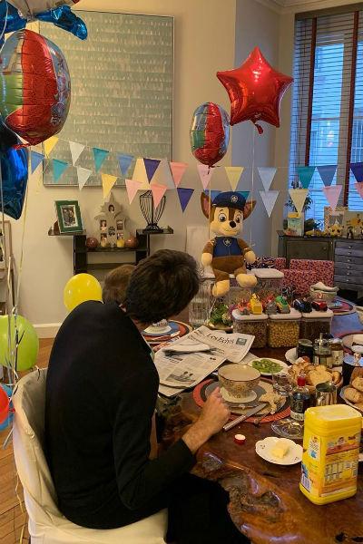 Арно и Роман отмечают день рождения 4 июня