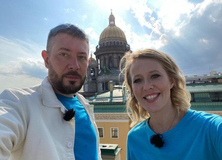 Артемий Лебедев: «Маргарита Симоньян? Да она мне в матери годится!»