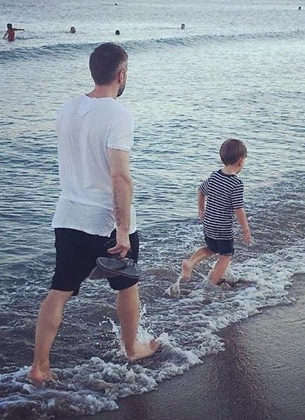 Шепелев с сыном