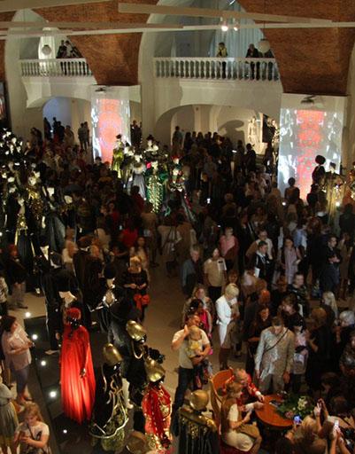 Выставка в Манеже Малого Эрмитажа продлится до 25 сентября