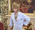 Сергей Зверев: как выглядел стилист в 90-е