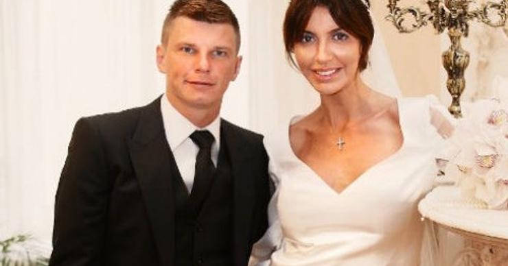 Жена Андрея Аршавина наняла охрану из-за угроз