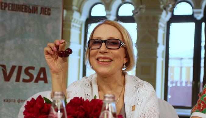 Инна Чурикова: «Все в порядке, я дома»