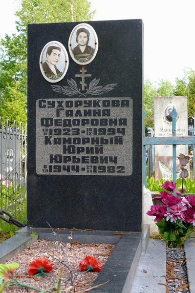 Неудавшийся роман с Мордюковой, психическое расстройство и смертельное ранение. Злой рок Юрия Каморного