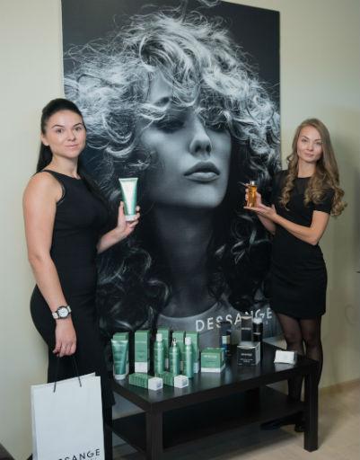 Beauty-станция от французского салона красоты Dessange