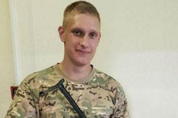 Никита Белянкин служил в Сирии