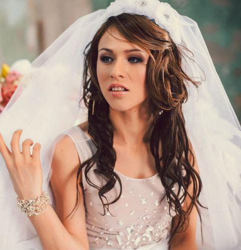 Солистка группы IOWA вышла замуж за гитариста