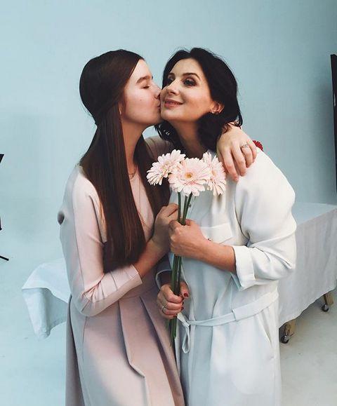 Саша и Екатерина Стриженовы
