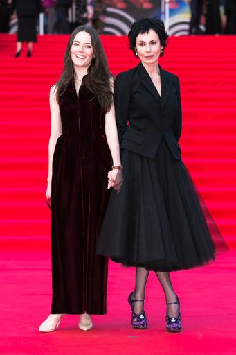 Ирина Апексимова с дочерью
